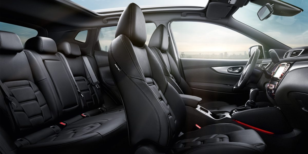 Qashqai Large interior profile