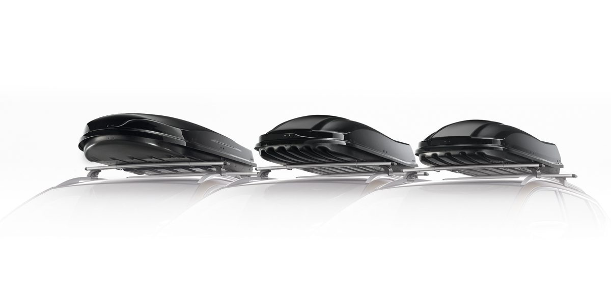 Qashqai roofboxes